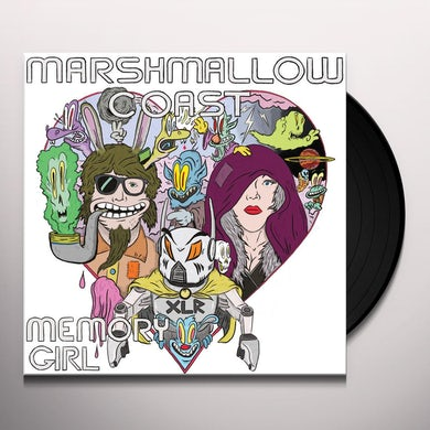 MARSHMALLOW COAST MEMORY GIRL Vinyl Record