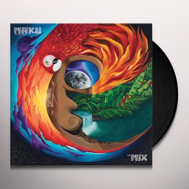 M.A.K.U. SOUNDSYSTEM MIX Vinyl Record