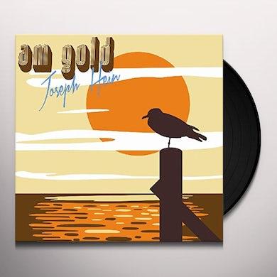 Joseph Hein AM GOLD Vinyl Record