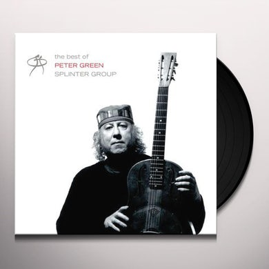VERY BEST OF PETER GREEN'S SPLINTER GROUP Vinyl Record