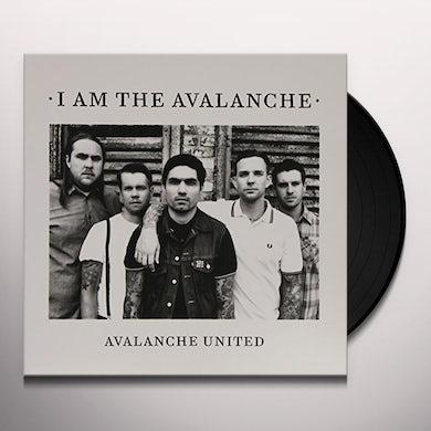 I Am The Avalanche AVALANCHE UNITED Vinyl Record