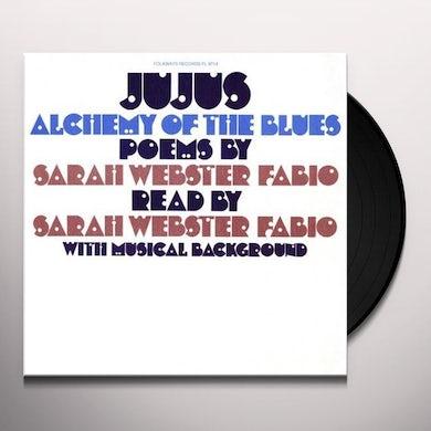 Sarah Webster Fabio JUJUS / ALCHEMY OF THE BLUES Vinyl Record