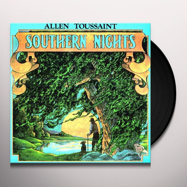 Allen Toussaint SOUTHERN NIGHTS Vinyl Record