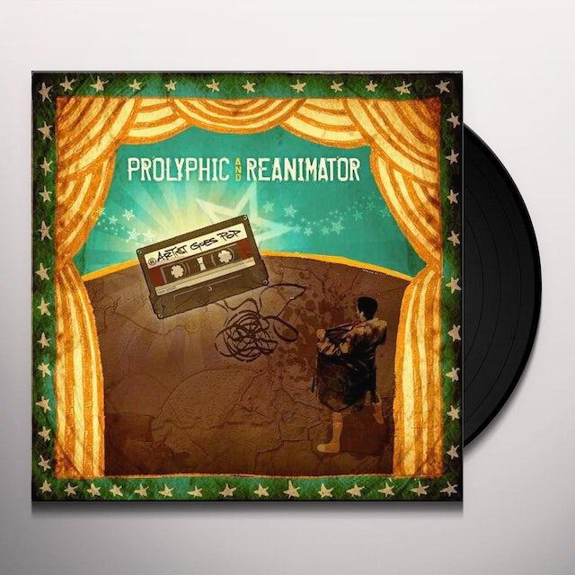 Prolyphic & Reanimator ARTIST GOES POP Vinyl Record