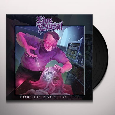 FORCED BACK TO LIFE Vinyl Record