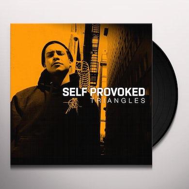 Self Provoked TRIANGLES Vinyl Record