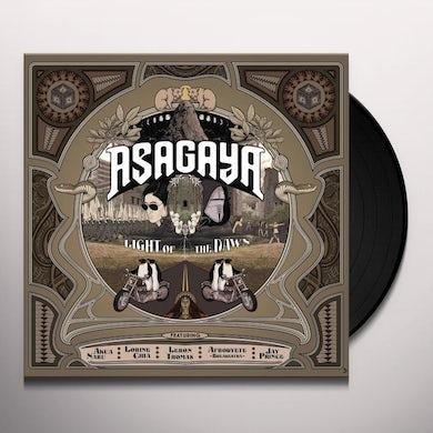 ASAGAYA LIGHT OF THE DAWN Vinyl Record