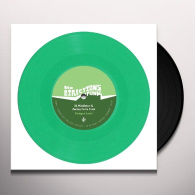 Dj Spinna / Xl Middleton & Zackey Force Funk NEW DIRECTIONS IN FUNK VOL. 4 Vinyl Record