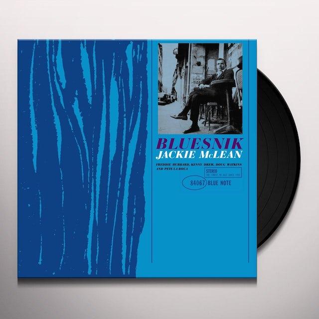 Jackie Mclean BLUESNIK Vinyl Record