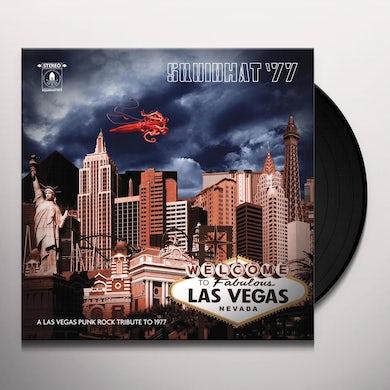 SQUIDHAT '77: LAS VEGAS PUNK ROCK TRIBUTE 77 / VAR Vinyl Record