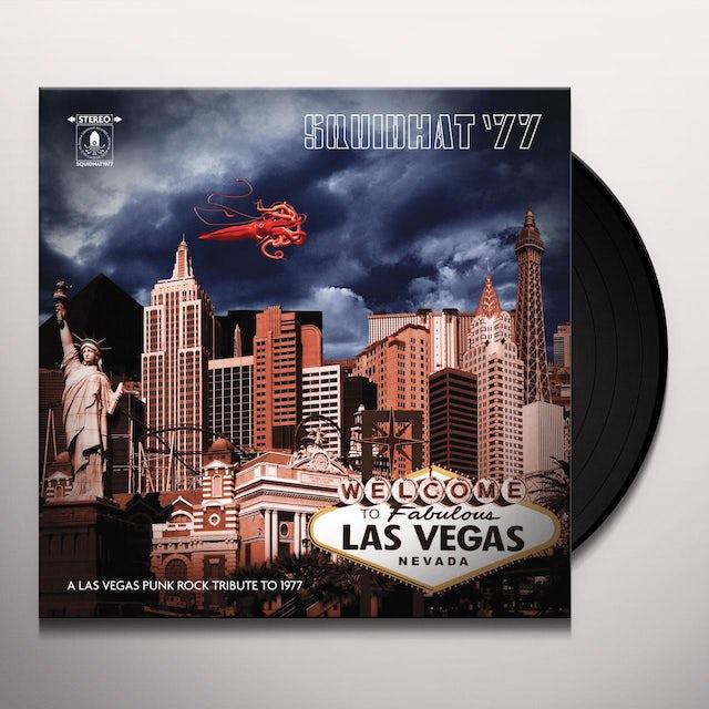 Squidhat '77: Las Vegas Punk Rock Tribute 77 / Var