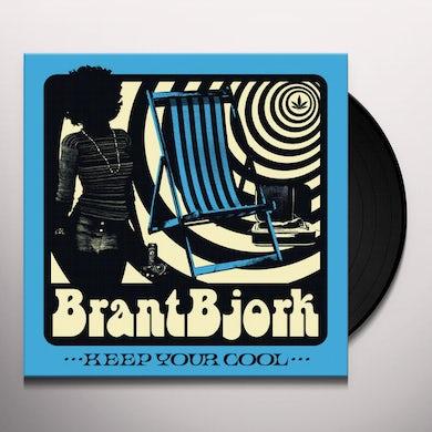 Brant Bjork KEEP YOUR COOL Vinyl Record
