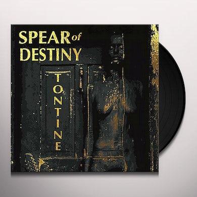 Spear Of Destiny TONTINE Vinyl Record