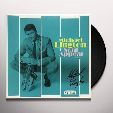 Michael Lington SOUL APPEAL Vinyl Record