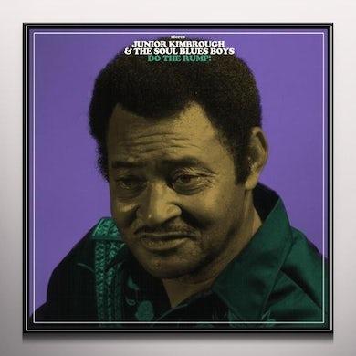 Junior Kimbrough & Soul Blues Boys DO THE RUMP Vinyl Record