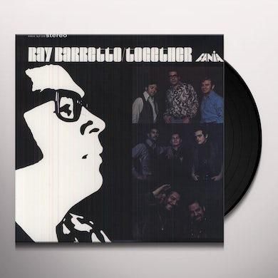 Ray Barretto TOGETHER Vinyl Record