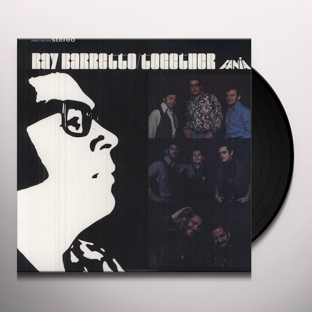 Ray Barretto TOGETHER Vinyl Record