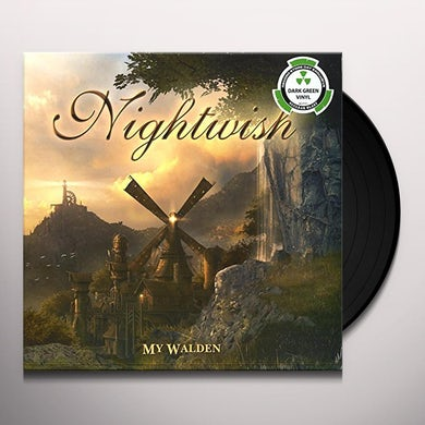 Nightwish MY WALDEN Vinyl Record