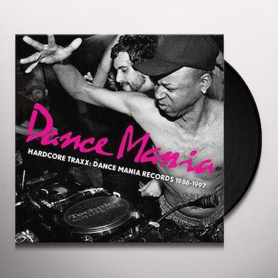 DANCE MANIA / VARIOUS Vinyl Record