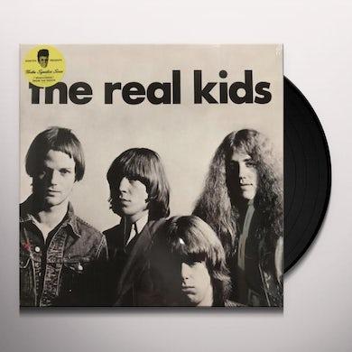 Reak Kids REAL KIDS Vinyl Record