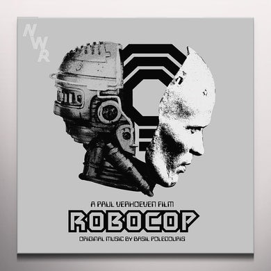 Basil Poledouris ROBOCOP - Original Soundtrack Vinyl Record
