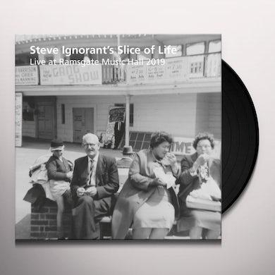 Steve Ignorant / Slice Of Life LIVE AT RAMSGATE MUSIC HALL 2019 Vinyl Record