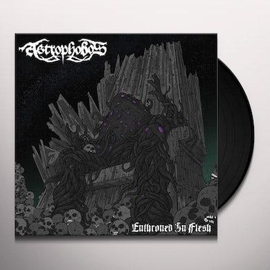 ENTHRONED IN FLESH Vinyl Record