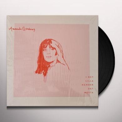 I DET LILLA HANDER DET MESTA / VARIOUS Vinyl Record