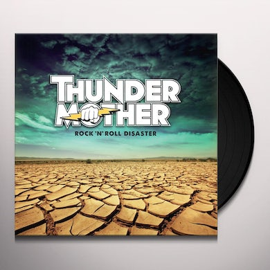Thundermother ROCK N ROLL DISASTER Vinyl Record