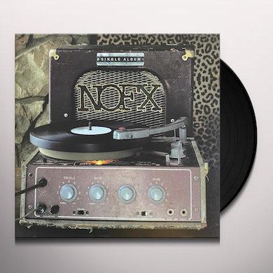 Nofx SINGLE ALBUM Vinyl Record