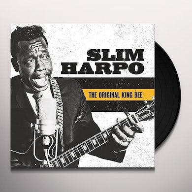 Slim Harpo THE ORIGINAL KING BEE Vinyl Record