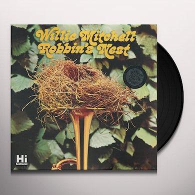 Willie Mitchell ROBBIN'S NEST Vinyl Record