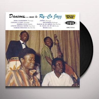 DANSONS AVEC LE RY-CO JAZZ Vinyl Record