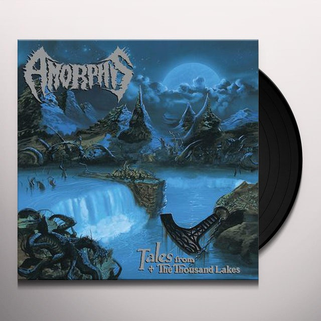 Amorphis TALES FROM THE THOUSAND LAKES Vinyl Record