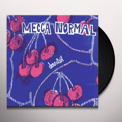 Mecca Normal DOVETAIL Vinyl Record