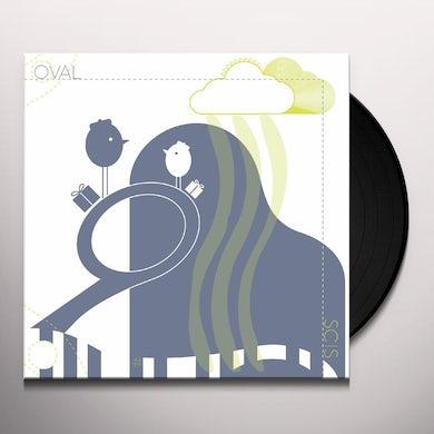 Oval SCIS Vinyl Record