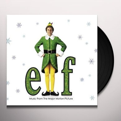 ELF: MUSIC FROM THE MOTION PICTURE / O.S.T. ELF: MUSIC FROM THE MOTION PICTURE / Original Soundtrack Vinyl Record