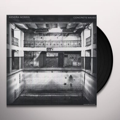 Kendra Morris CONCRETE WAVES / DJ PREMIER 320 REMIX Vinyl Record