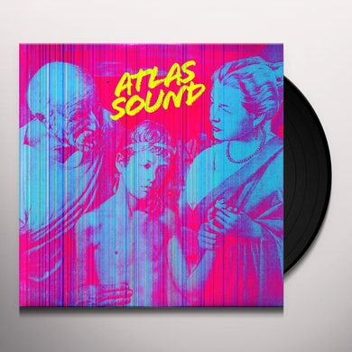 Atlas Sound LET THE BLIND LEAD THOSE WHO CAN SEE BUT CANNOT Vinyl Record