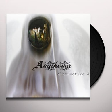 Anathema ALTERNATIVE 4 Vinyl Record