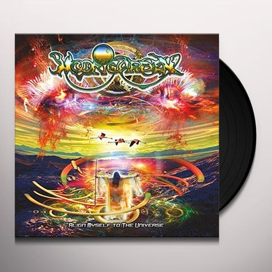 MOONGARDEN ALIGN MYSELF TO THE UNIVERSE Vinyl Record
