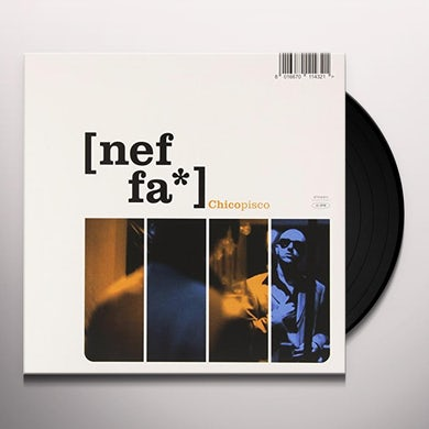NEFFA CHICOPISCO Vinyl Record - Italy Release