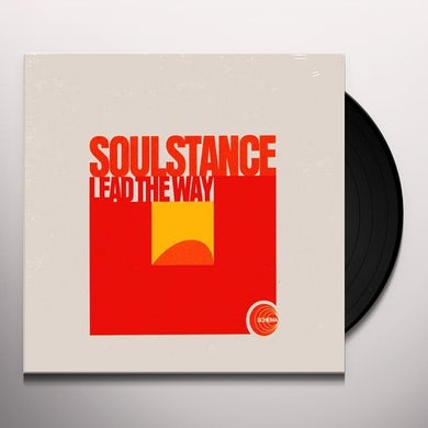 Soulstance LEAD THE WAY Vinyl Record