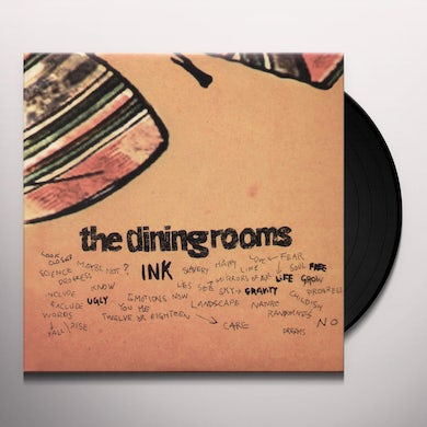 The Dining Rooms INK Vinyl Record