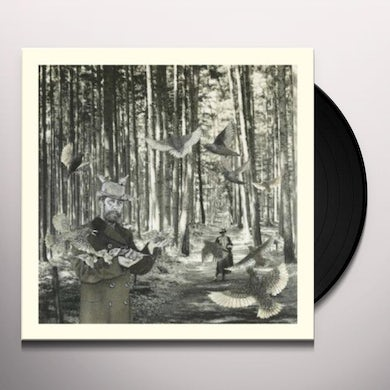 Snow Ghosts SECRET GARDEN Vinyl Record