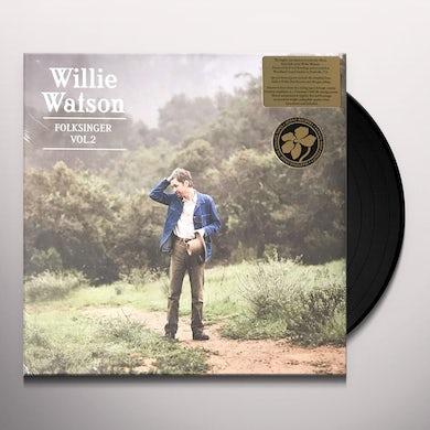 Willie Watson FOLKSINGER 2 Vinyl Record