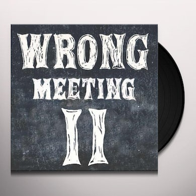 Two Lone Swordsmen WRONG MEETING II Vinyl Record - Limited Edition