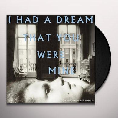 Hamilton Leithauser I HAD A DREAM THAT YOU WERE MINE Vinyl Record