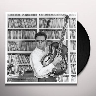 Nick Waterhouse NEVER TWICE Vinyl Record