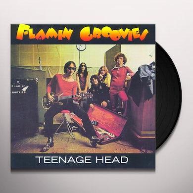 TEENAGE HEAD Vinyl Record